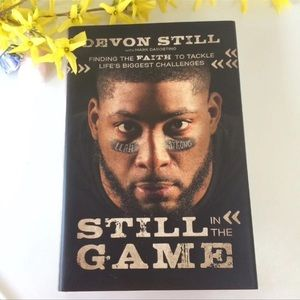 Still in the Game Sports Biography Hardcover Books